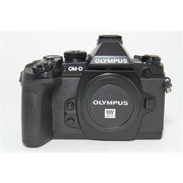Used Olympus E-M1 Body Black  thumbnail