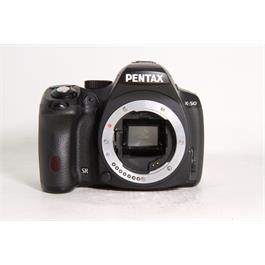 Used Pentax K-50 body  thumbnail
