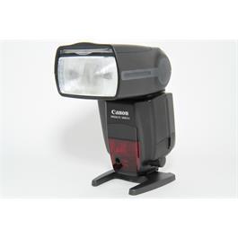 Used Canon 580EX II Speedlite  thumbnail