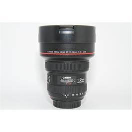 Used Canon 11-24mm f/4L USM Lens  thumbnail