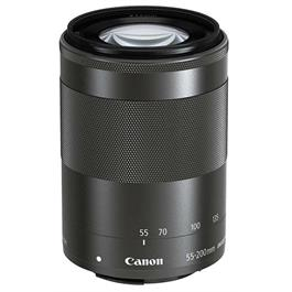 Canon EF-M 55-200mm f/4.5-6.3 IS STM - Open Box Thumbnail Image 3