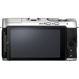 Fujifilm X-A7 Camera With Fujinon XC 15-45mm OIS PZ Lens Kit - Silver Thumbnail Image 1
