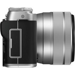 Fujifilm X-A7 Camera With Fujinon XC 15-45mm OIS PZ Lens Kit - Silver Thumbnail Image 5