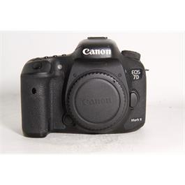 Used Canon EOS 7D Mark II body only  thumbnail