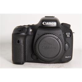 Used Canon EOS 7D Mark II  Thumbnail Image 0