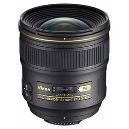 Nikon AF-S NIKKOR 24mm f/1.4G ED lens - Ex Demo thumbnail