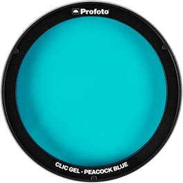 Profoto Clic Gel Peacock Blue thumbnail