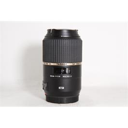 Used Tamron SP 90mm F2.8 VC USM Macro Canon fit  thumbnail