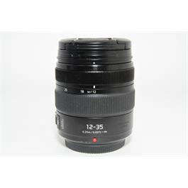Used Panasonic 12-35mm f/2.8 II Lens  thumbnail