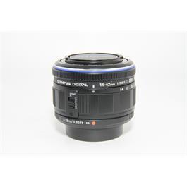 Used Olympus 14-42mm f/3.5-5.6 L ED Lens  Thumbnail Image 0