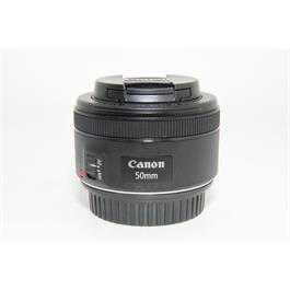Used Canon 50mm F/1.8 STM Lens thumbnail