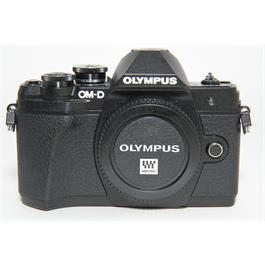 Used Olympus E-M10 Mark III Body Black  thumbnail