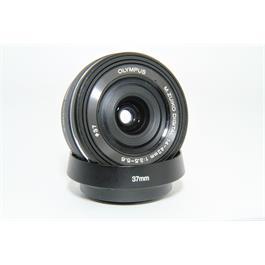 Used Olympus 14-42mm f3.5-5.6 EZ Lens Black  Thumbnail Image 1