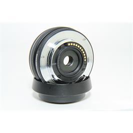 Used Olympus 14-42mm f3.5-5.6 EZ Lens Black  Thumbnail Image 2