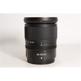 Used Nikon Z 24-70mm f/4 S thumbnail