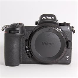 Used Nikon Z7 body only thumbnail
