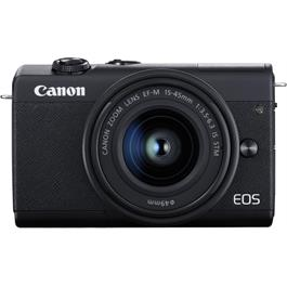 Canon EOS M200  Camera + 15-45mm Lens Black thumbnail