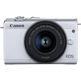 Canon EOS M200 + 15-45mm White thumbnail