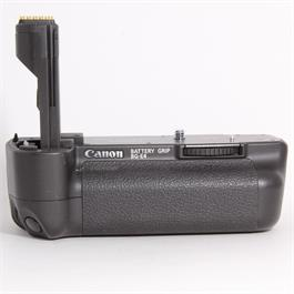 Used Canon BG-E4 Battery Grip Excellent thumbnail