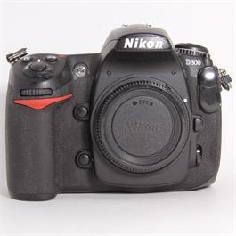 Used Nikon D300 Body thumbnail