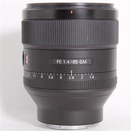 Used Sony FE 85mm f/1.4 GM (E) thumbnail