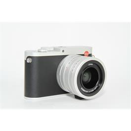 Used Leica Q Silver Compact Camera thumbnail