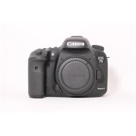 Used Canon EOS 7D Mark II thumbnail