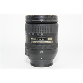 Used Nikon 16-85mm f/3.5-5.6 G ED VR Lens  thumbnail