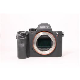Used Sony A7R II body only thumbnail