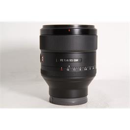 Used Sony 85mm F/1.4 GM (FE)  thumbnail