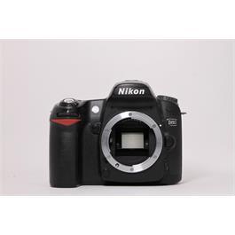 Used Nikon D80 body thumbnail