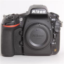 Used Nikon D810 Body thumbnail