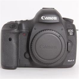 Used Canon 5D Mk III Body thumbnail