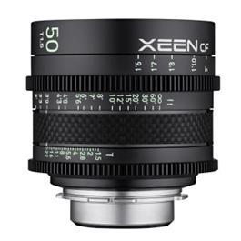 Samyang 50mm T1.5 XEEN CF Cine - Canon E thumbnail