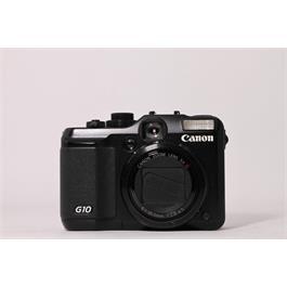 Used Canon PowerShot G10 thumbnail