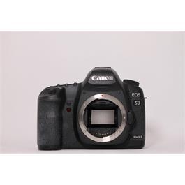 Used Canon EOS 5D Mark II body thumbnail