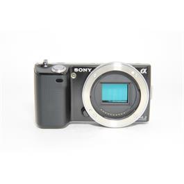 Used Sony NEX-5 Body Black thumbnail