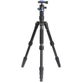 Benro iFoto Series 1 5-Section Carbon Fibre Tripod Kit thumbnail