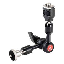 Manfrotto 244 Micro Friction Arm with ARRI Style Adaptor thumbnail