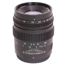 SLR Magic CINE II 35mm T1.4 lens (mFT Mo thumbnail