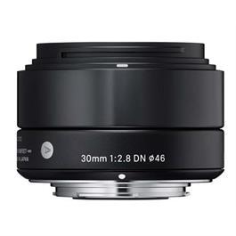 Sigma 30mm f/2.8 DN Black - MFT - Ex-Dem thumbnail