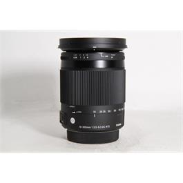 Used Sigma 18-300mm f3.5-6.3 OS C Sigma thumbnail