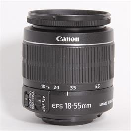 Used Canon 18-55mm f/3.5-5.6 IS II thumbnail