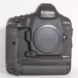 Used Canon 1DX Mk II Body thumbnail