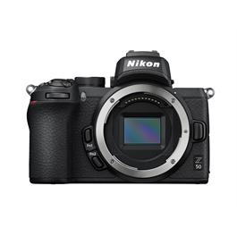 Nikon Z 50 Mirrorless Camera Body Thumbnail Image 5