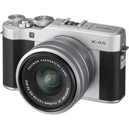 Fujifilm X-A5 Camera + 15-45mm XC + 50-230mm XC Twin lens kit thumbnail