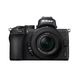 Nikon Z 50 Mirrorless Body With Nikkor Z DX 16-50mm f/3.5-6.3 VR Lens Kit Thumbnail Image 3