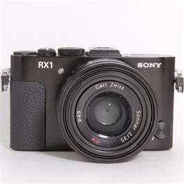 Used Sony RX1 thumbnail
