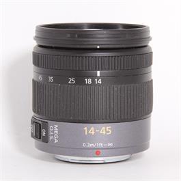 Used Panasonic 14-45mm f/3.5-5.6 thumbnail