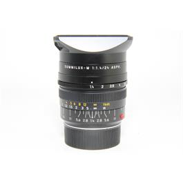 Used Leica SUMMILUX-M 24mm f/1.4 (11601) thumbnail